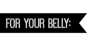 For Your Belly Image